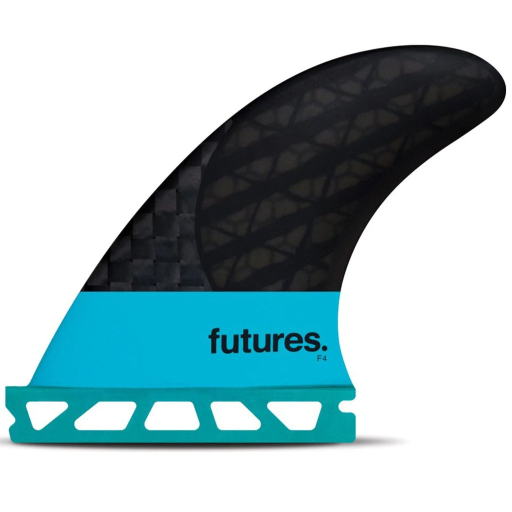 Futures F4 Blackstix Thruster Surf Fins