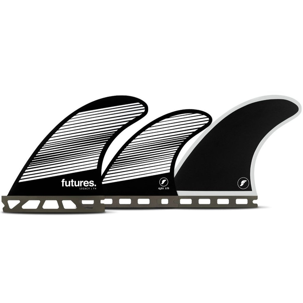 Futures Fins F4 Legacy 5-Fin Surfboard Fins