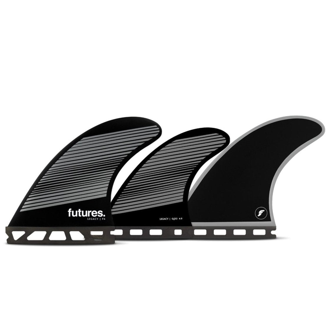 Futures Fins F6 Legacy 5-Fin Surf Fins