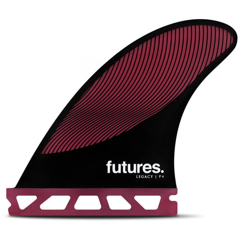 Futures P4 Legacy Thruster Surf Fins
