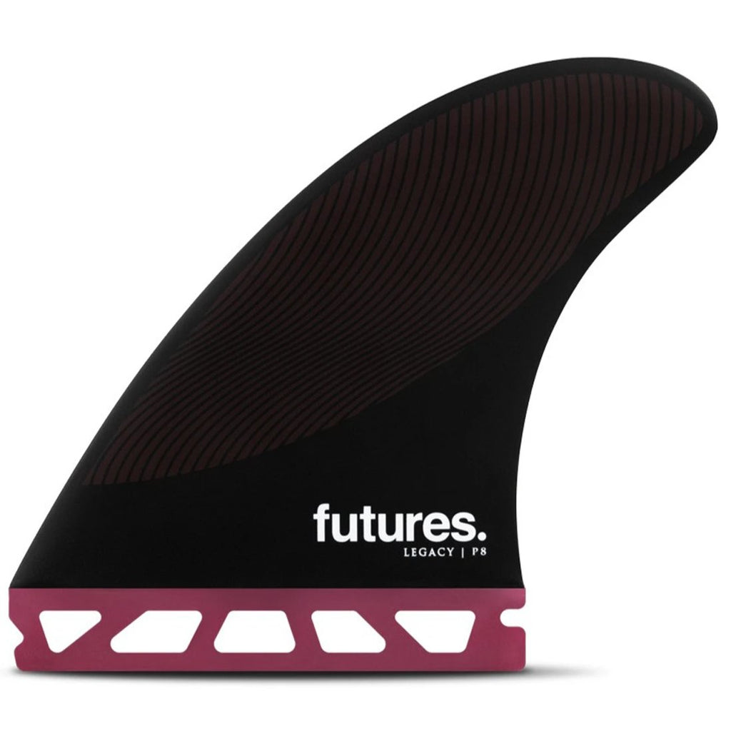 Futures P8 Legacy Series Thruster Surf Fins