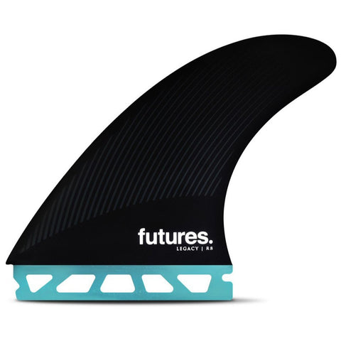 Futures R8 Legacy Series Thruster Surf Fins