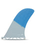Futures Rudder 10.0 Log Surf Fin