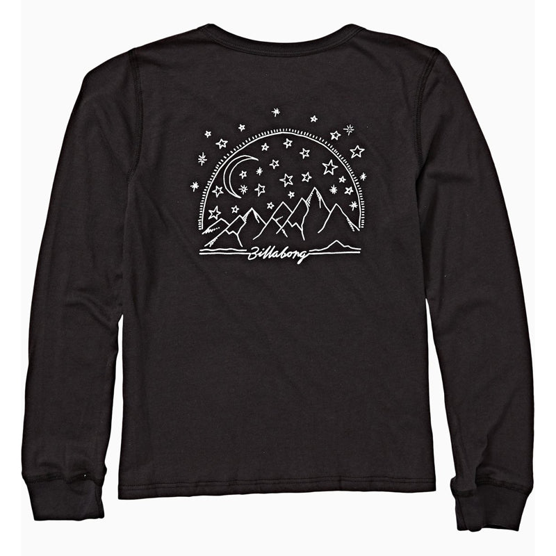 Girls Over The Moon L/S Tee
