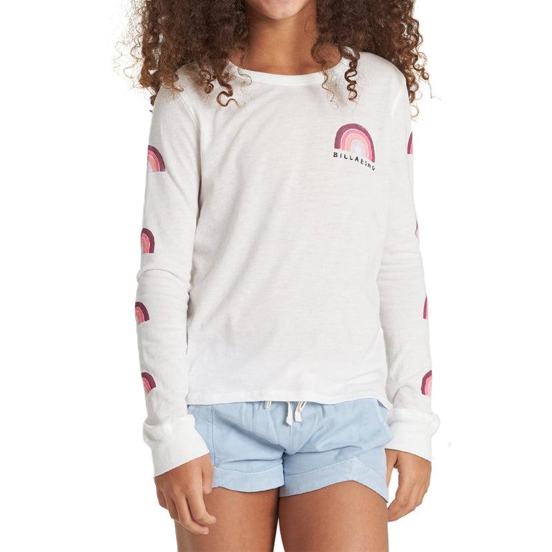Girls Over The Rainbow L/S Tee