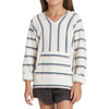 Girls Sandy Stripes Hoodie