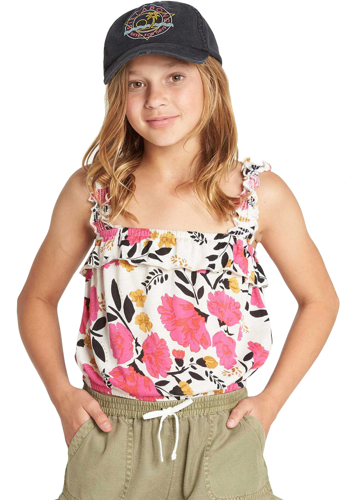 Girl's Love Lily Tank