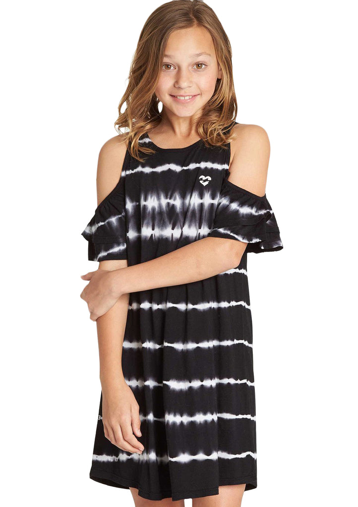 Girl's Chasing Waves Dress