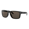 Holbrook XL Matte Black w/ Warm Grey Sunglasses