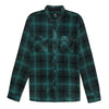 Boy's Glacier Peak Superfleece L/S Flannel