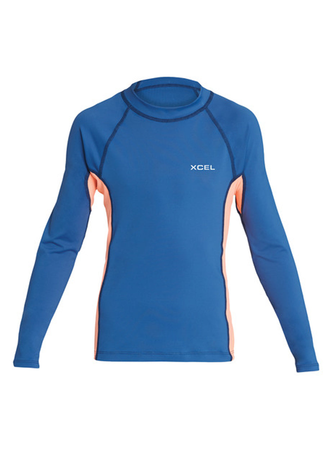 Premium Stretch Color Block L/S Rashguard SP19