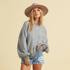 The Salty Blonde Vacation Mode Sweatshirt