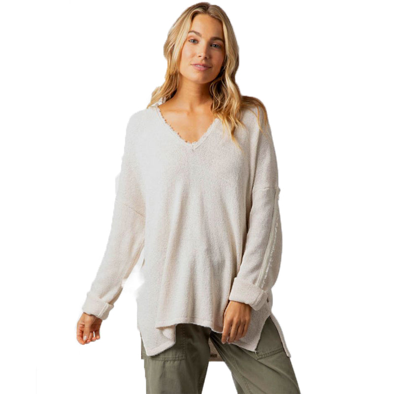 Women's The Searchers Knit Hooded Sweater