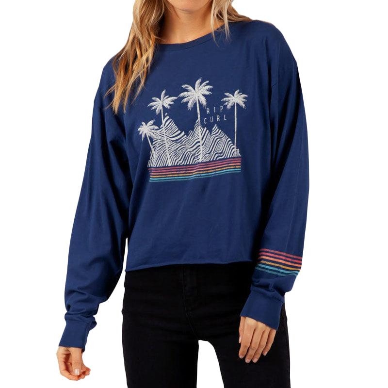 Rip Curl Into The Horizon Long Sleeve T-Shirt
