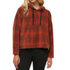 Womens Hampton Superfleece Flannel Top