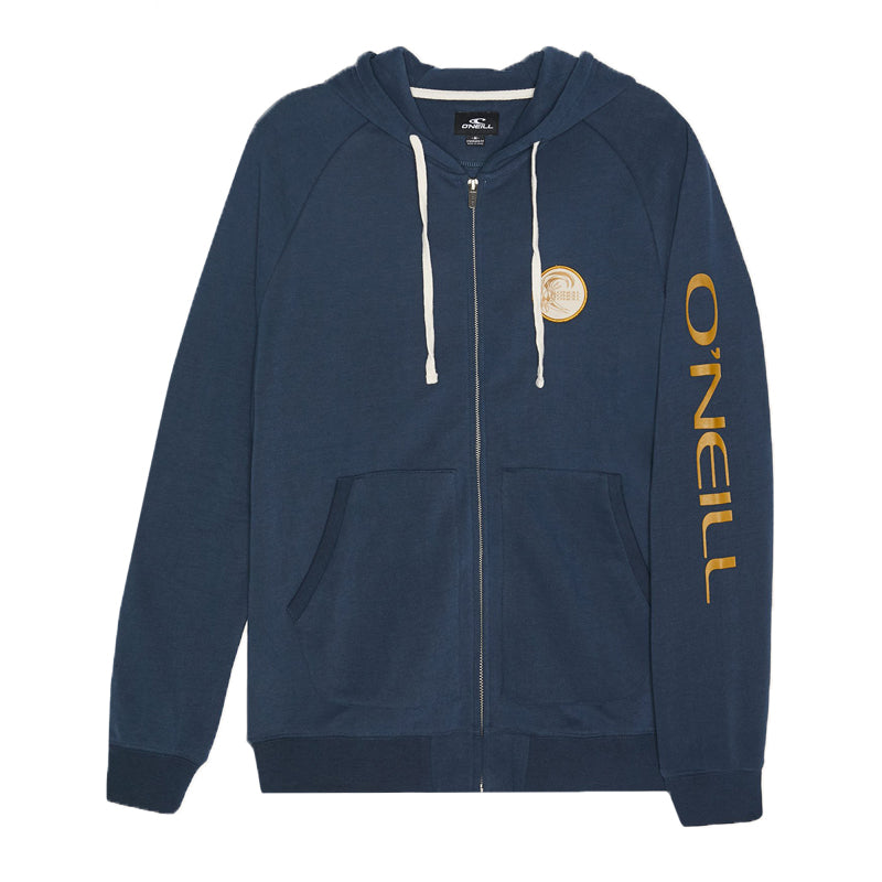 O'Neill Men's Heritage Zip Up Hoodie FA19