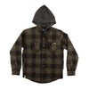 Boys Dock Flannel Jacket