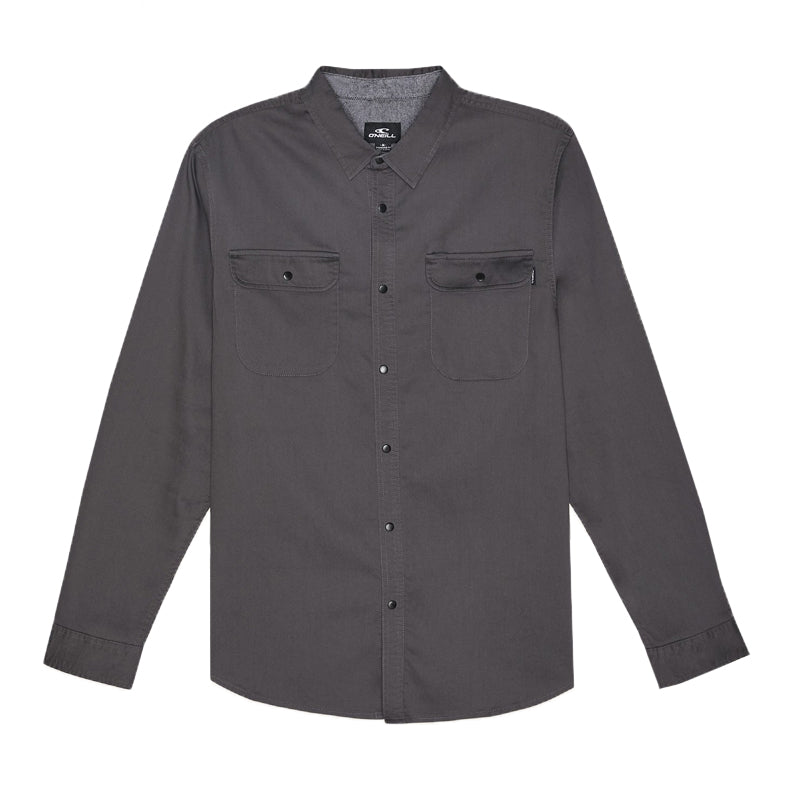 O'Neill Men's High And Dry L/S Shirt FA19