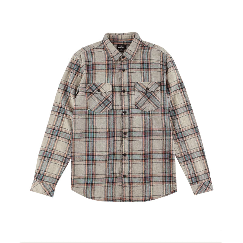O'Neill Little Boy's Highland Long Sleeve Flannel