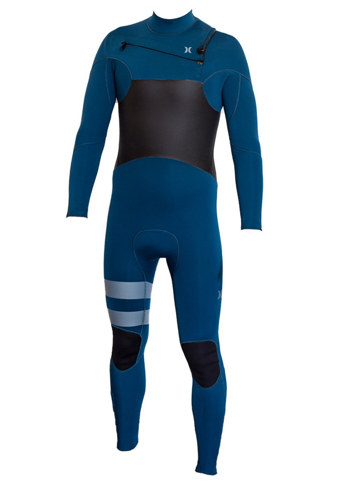 Hurley Men's Advantage Plus 4/3mm Chest Zip Fullsuit Wetsuit