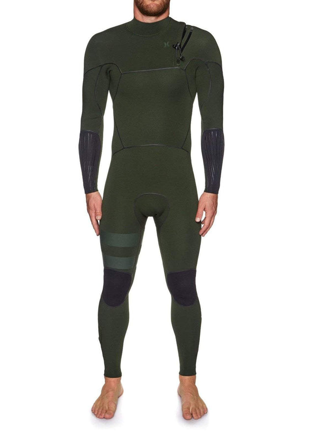Hurley Men's Advantage Max 3mm Zip Free Fullsuit Wetsuit