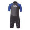 Hyperflex Boy's Access 2mm Junior S/S B/Z Springsuit Wetsuit