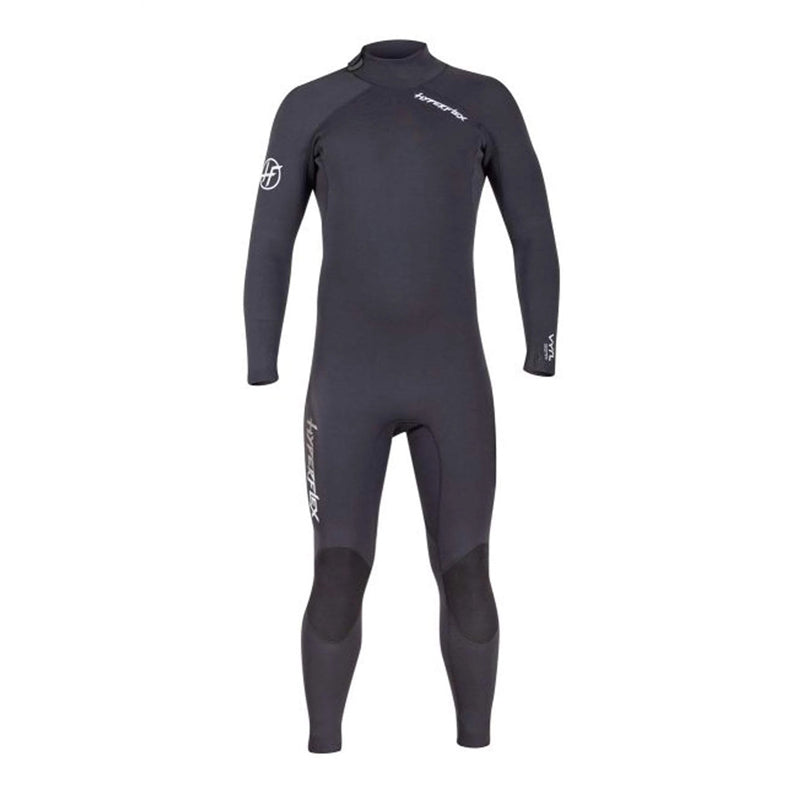 Hyperflex Mens 5/4mm GBS Back Zip Fullsuit Wetsuit FA19