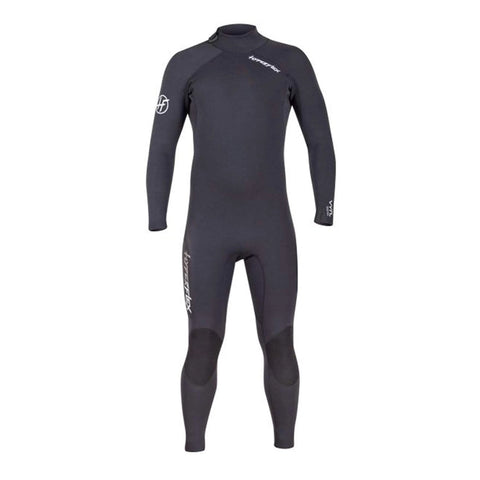 Hyperflex Mens 5/4mm GBS Back Zip Fullsuit Wetsuit