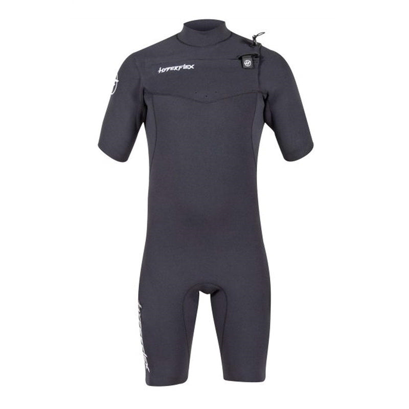 Hyperflex Men's VRYL 2.5mm Front Zip Springsuit Wetsuit