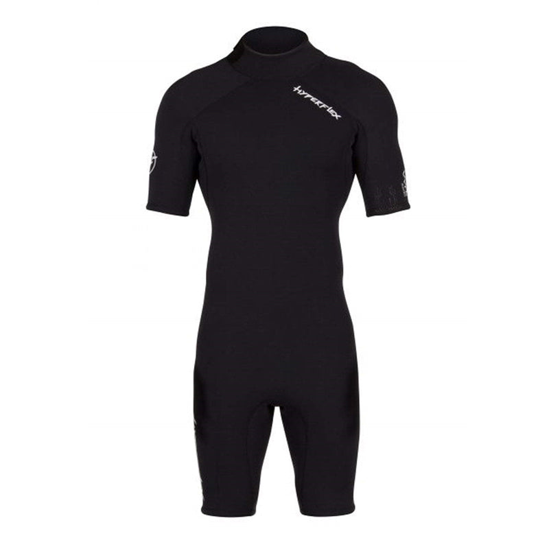 Hyperflex Men's VYRL 2.5mm Back Zip S/S Springsuit Wetsuit