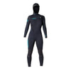 Hyperflex Women's 5/4mm VYRL Hooded Front Zip Fullsuit FA19