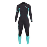 Hyperflex Women's VYRL 3/2mm GBS Back Zip Fullsuit Wetsuit FA19