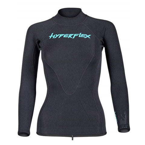 Hyperflex Women's VYRL 1.5mm Long Sleeve Surf Top