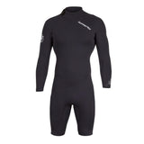 Hyperflex Men's VYRL 2.5mm Back Zip LS Spring Suit Wetsuit