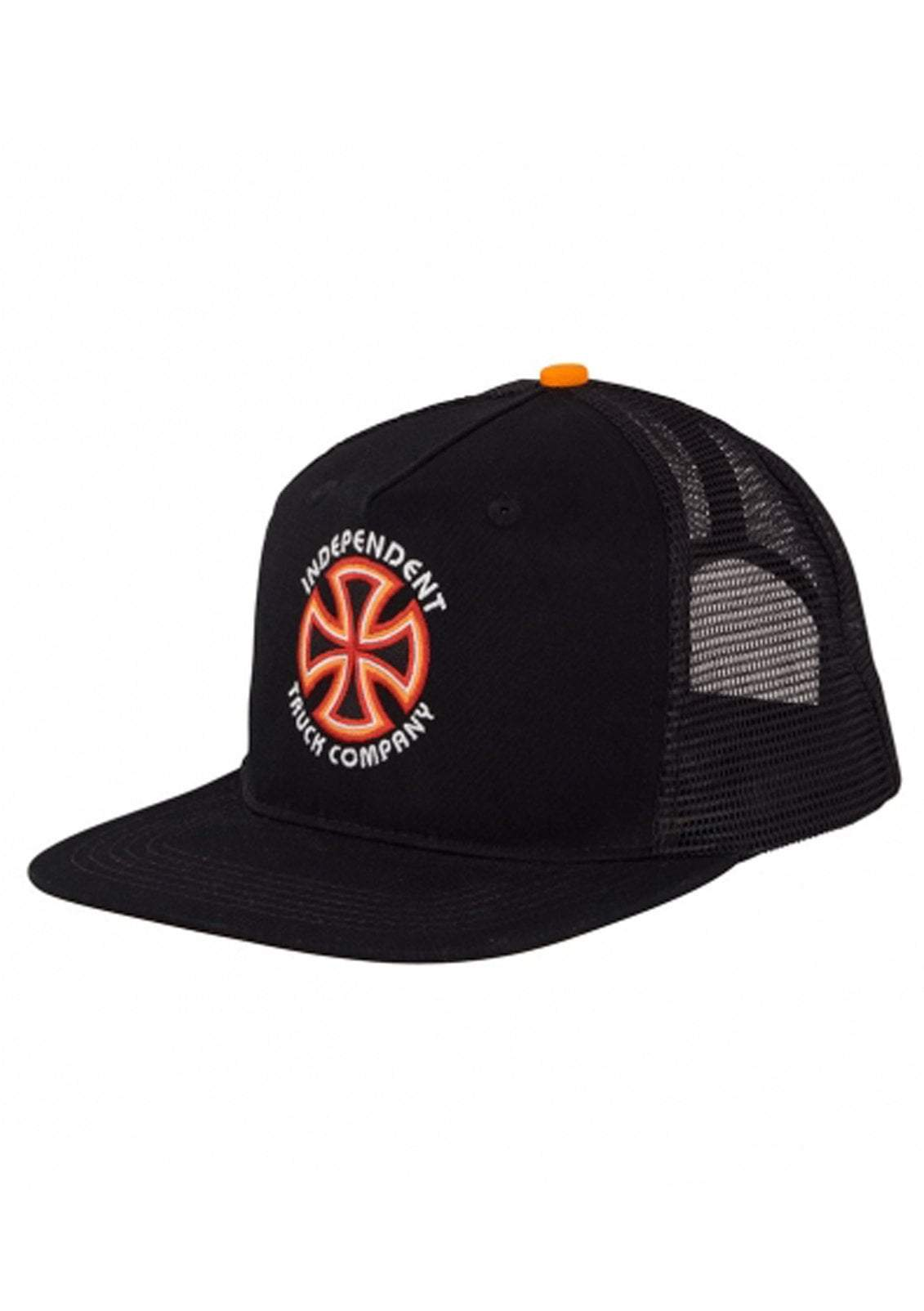 Independent Truck Co. Mens Bauhaus Cross Mesh Trucker Hat