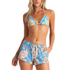 Palm Rise Volley Swim Short