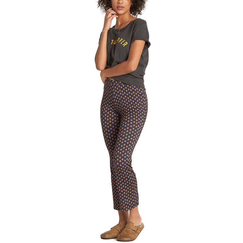 Womens Sun Down Crop Pants