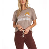 Womens Ramblin Road S/S Tee