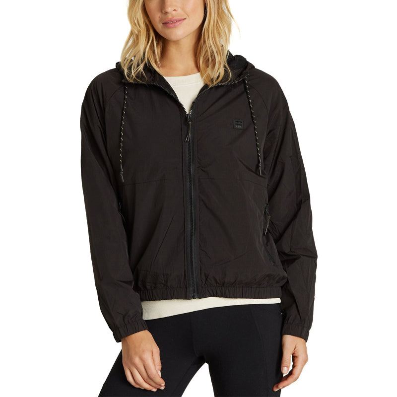 Womens A/DIV Transport Windbreaker Jacket