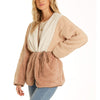 Womens Polar Opposite Fleece Jacket