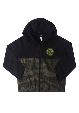 Boy's Channel Winbreaker Jacket