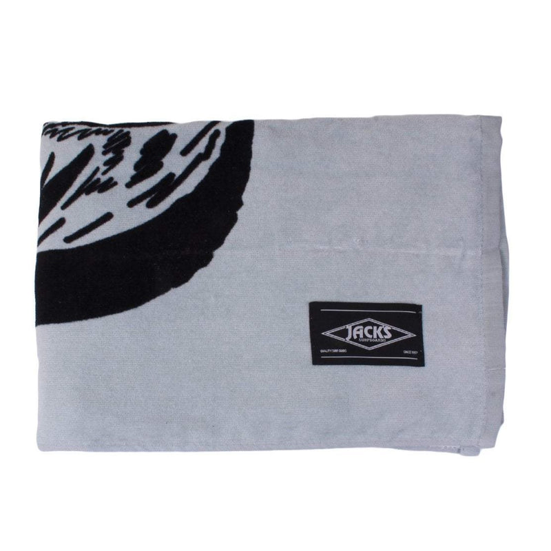 Backwash Towel
