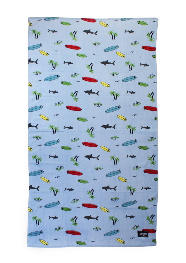 Fish Towel