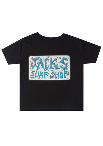 Little Boys Earthquake S/S Tee