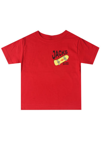 Little Boys Wallie T S/S Tee