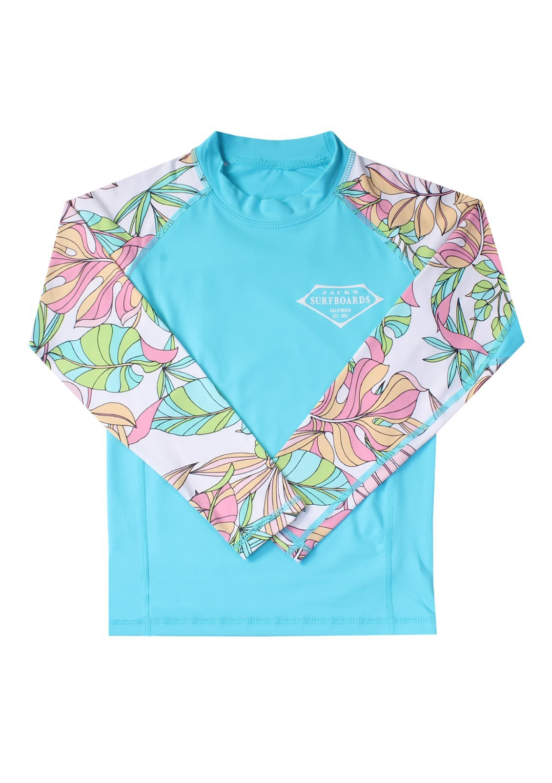 Little Girls Lena L/S Rashguard