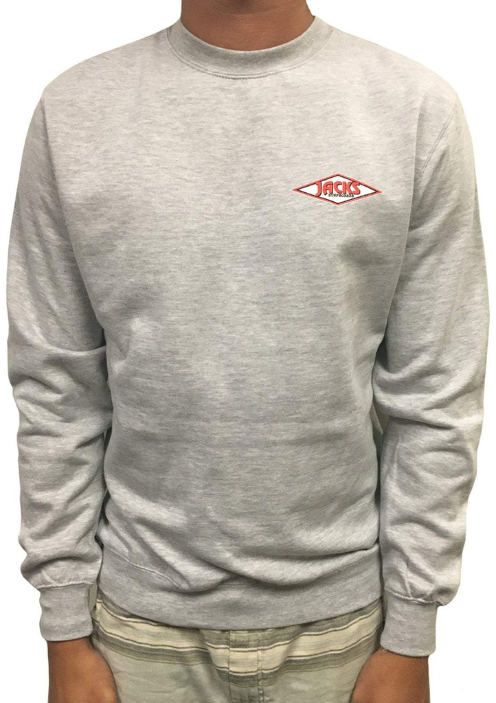 Little Dude Crewneck Sweatshirt