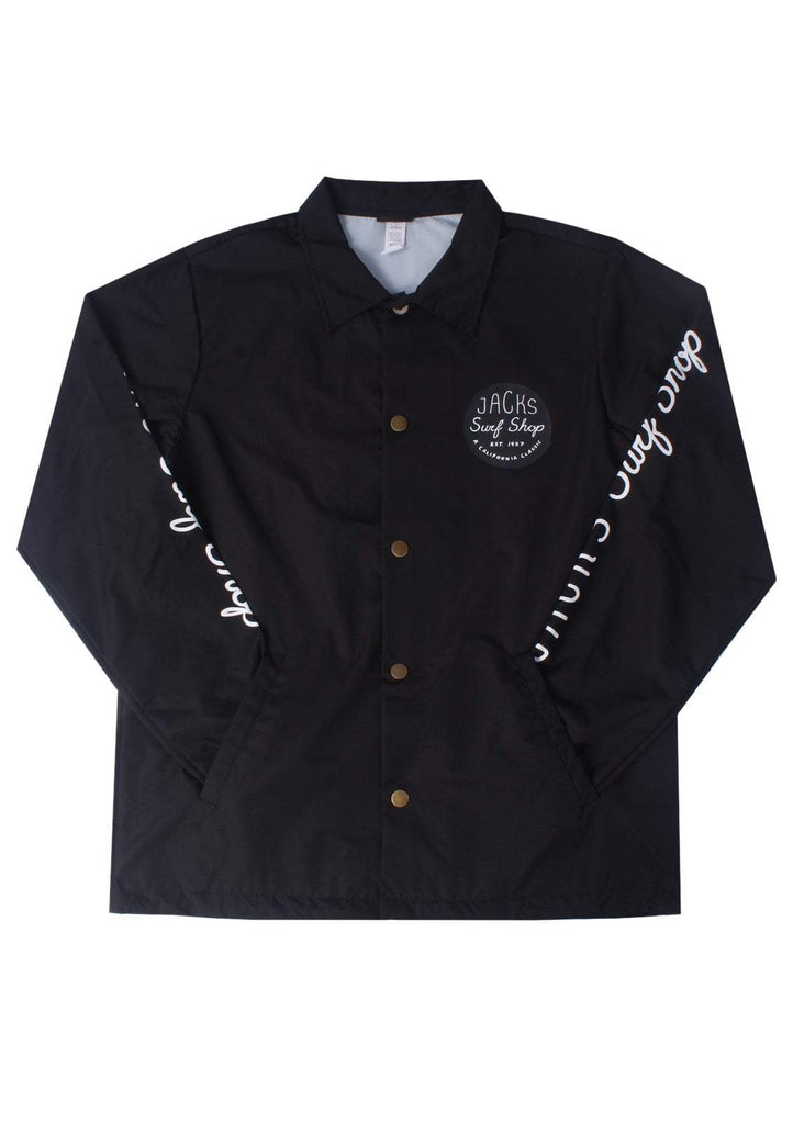 Indicators Coach Jacket