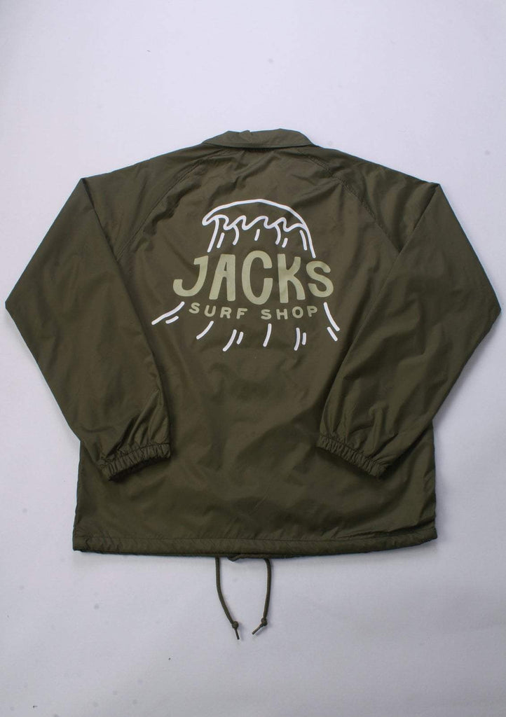 Shorebreak Coaches Jacket
