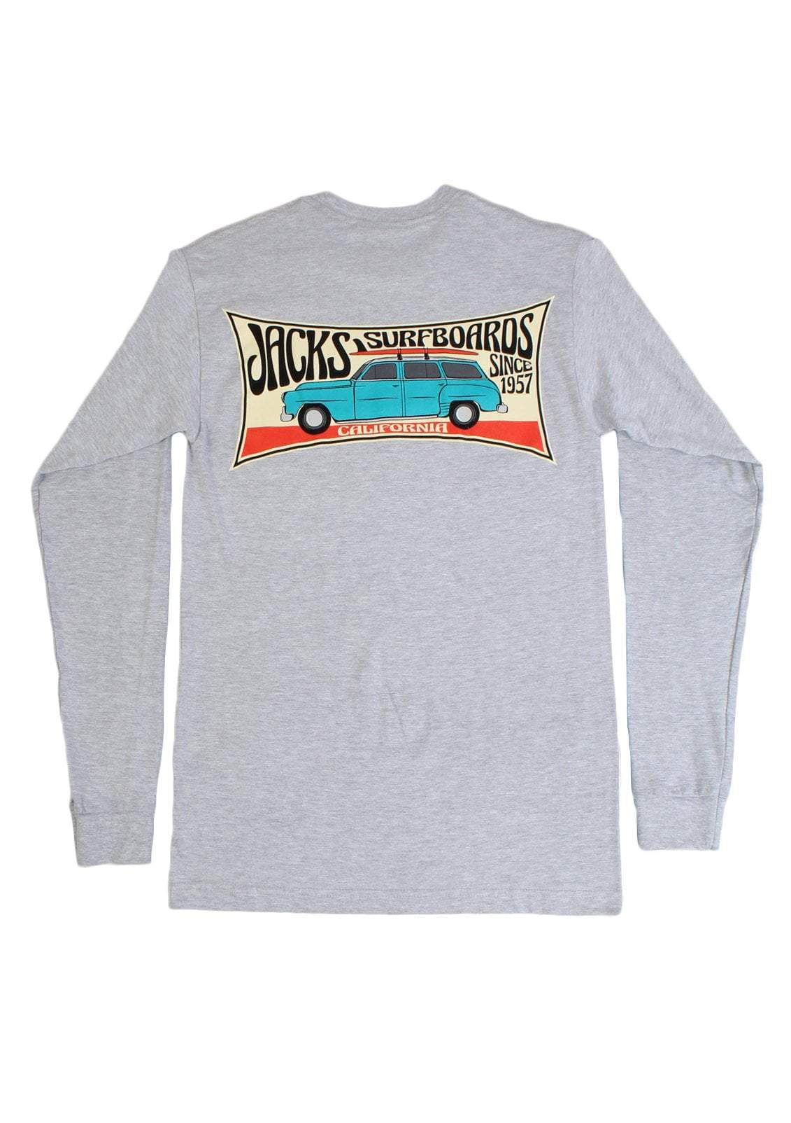 Summer Wagon L/S Tee